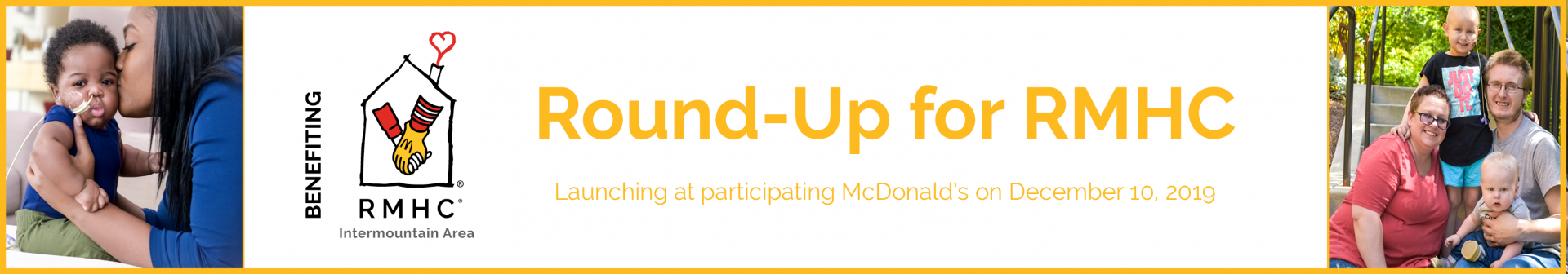 Round-Up for RMHC Banner