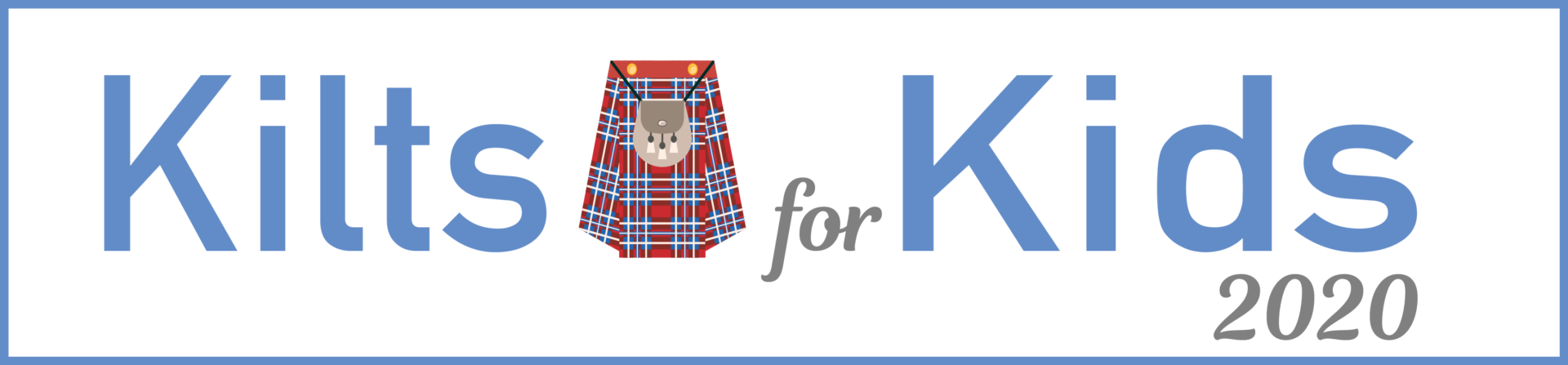 Kilts for Kids Banner